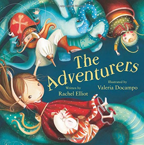 Read Online The Adventurers PDF