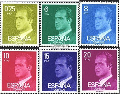 Prophila Collection España Michel.-No..: 2303y-2309y (Completa ...