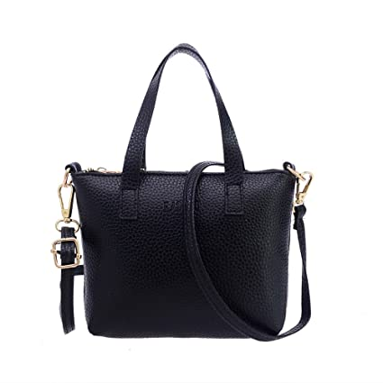 6790e197bb1e Amazon.com : VIASA Women Fashion Handbag Shoulder Bag Tote Ladies ...