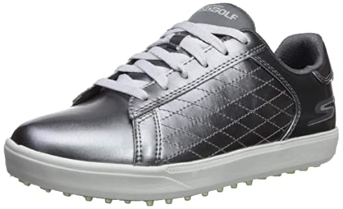 00bf9788dd Skechers Women's Drive 4 Spikeless Waterproof Golf Shoe: Amazon.ca ...