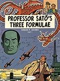 Blake & Mortimer Vol. 22 : Professor Sato's Three Formulae - Part 1