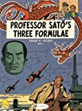 img - for Professor Sato's Three Formulae   Part 1 (Blake & Mortimer) book / textbook / text book
