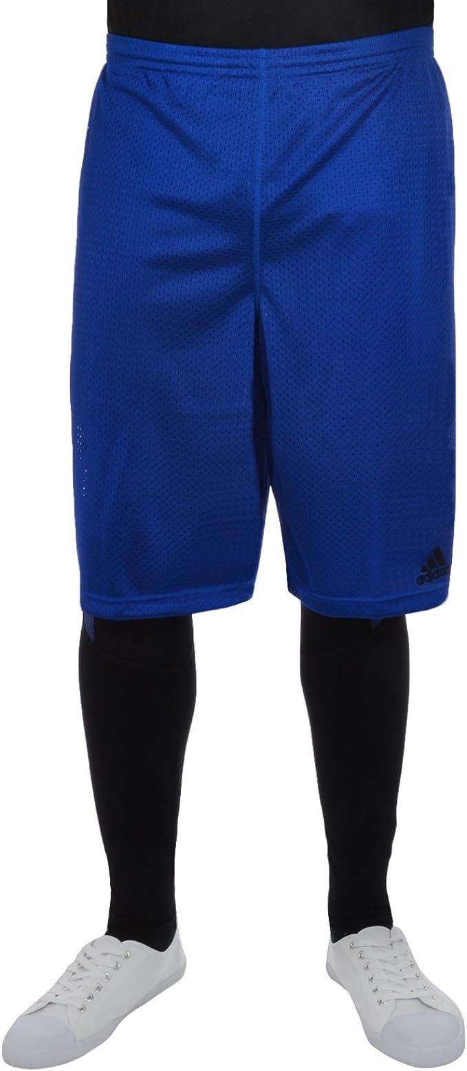 short calcio adidas uomo nero