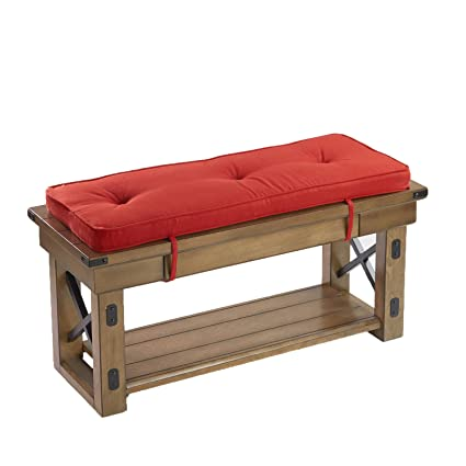 Klear Vu Scarlett Bench Pad Red