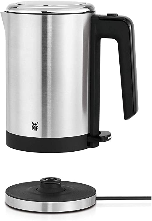WMF Kitchenminis Hervidor de agua eléctrico, 0.8 litros, 1800 W ...