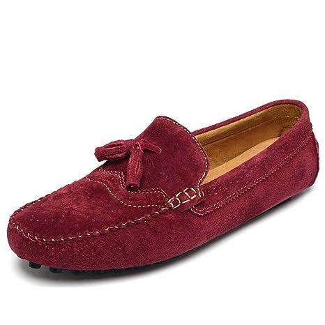 Calzado de Caballero/Otoño e Invierno Mocasines y Slip-on Casuales/Zapatillas de