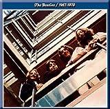 Beatles 67-70 steel fridge magnet