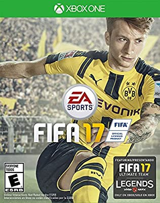 Fifa 17 by Electronic Arts