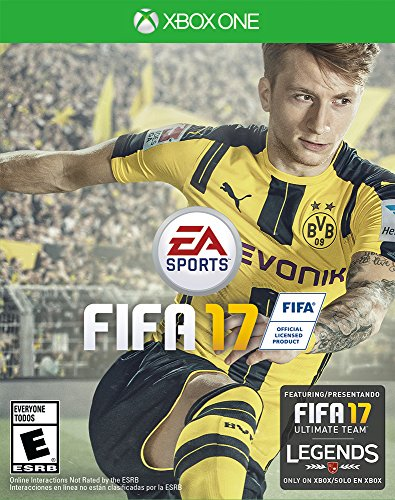FIFA 17 - Xbox One - A Game Video Make Character