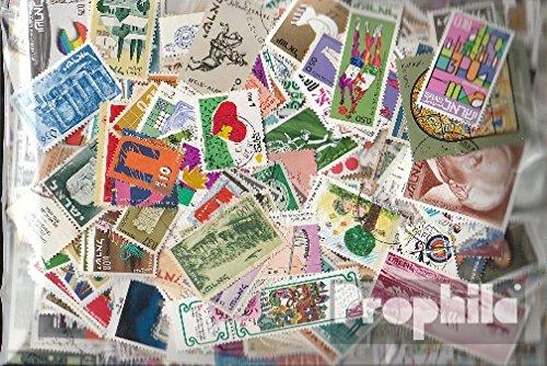 calidad de primera clase Prophila Collection Israel 1.000 diferentes diferentes diferentes sellos (sellos para los coleccionistas)  Seleccione de las marcas más nuevas como