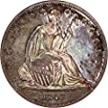 1840 P Liberty Seated Half Dollars (Proof) Small Letters Rev. 1839 Half Dollar PR63 PCGS\CAC