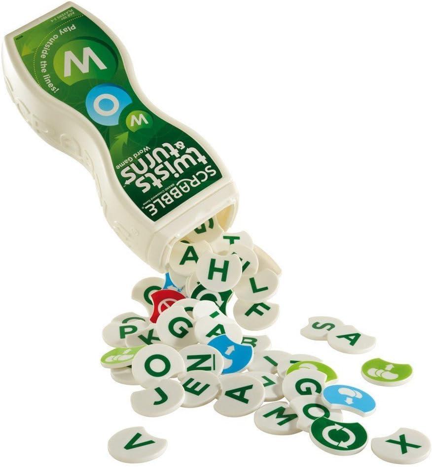 Mattel - Scrabble Letras locas, Juego de Mesa (CGL23): Amazon.es: Juguetes y juegos