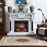PuraFlame 30 Inches Western Electric Fireplace