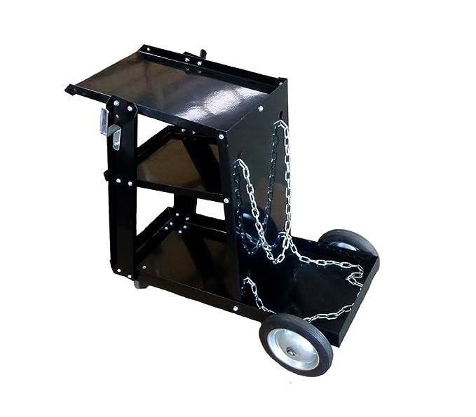 4482 Carro porta herramientas estación de soldadura 3 niveles capacidad 45kg: Amazon.es: Bricolaje y herramientas