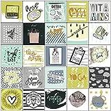 Prima Marketing My Prima Planner Stickers-Health Wellness