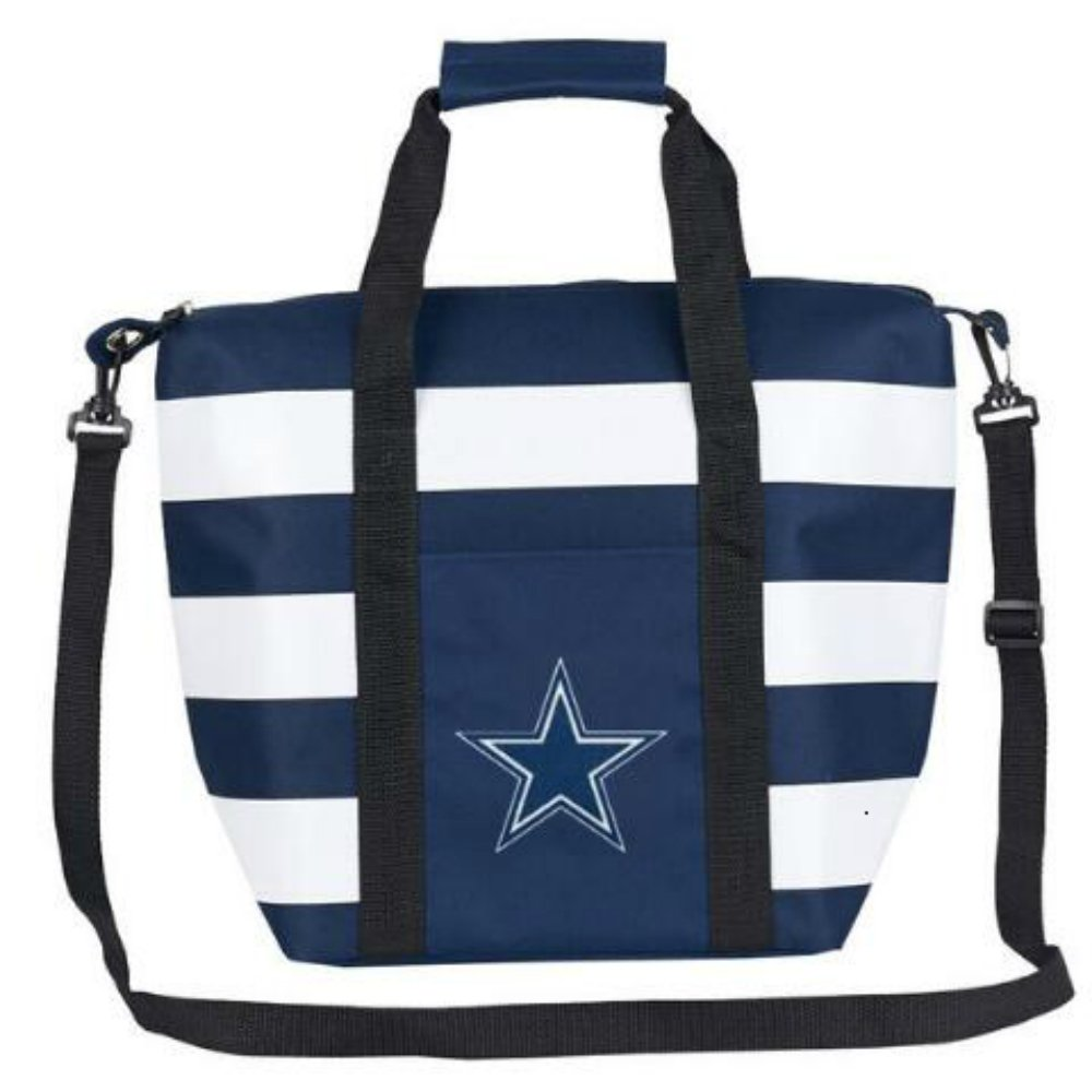 The Northwest Company Dallas Cowboys Do It All Insulated Travel Tote Durable Polyester Bag