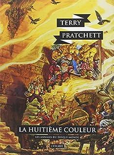 Les annales du Disque-monde 01 : La huitième couleur, Pratchett, Terry