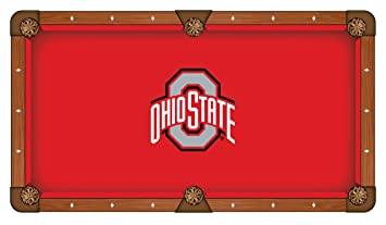 Superior Ohio State Pool Table Cloth