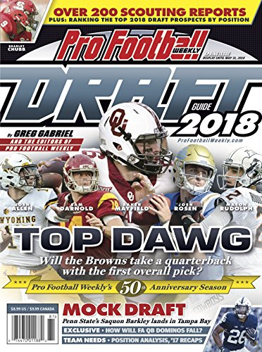 Pro Football Weekly Draft Guide 2018