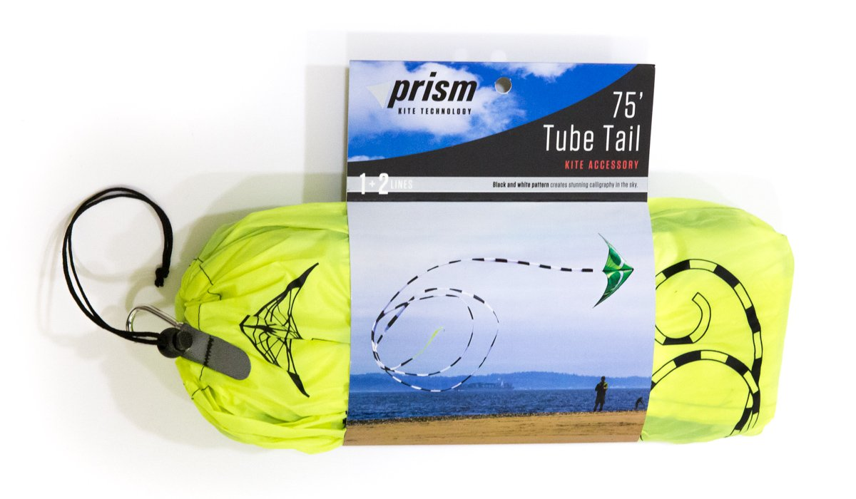 Prism 75-foot Kite Tube Tail by Prism Kite Technology