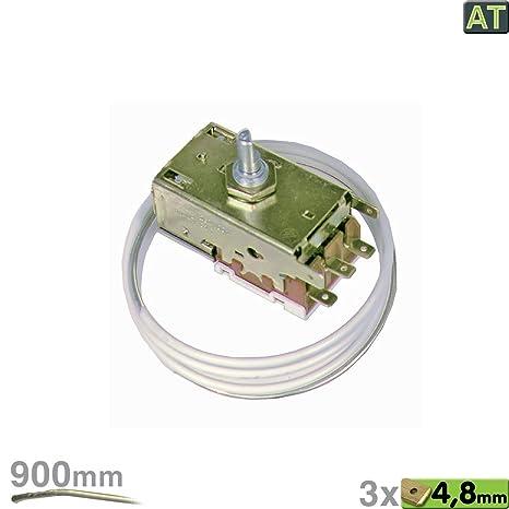 VIOKS - Termostato para frigorífico, regulador de temperatura análogo a parte