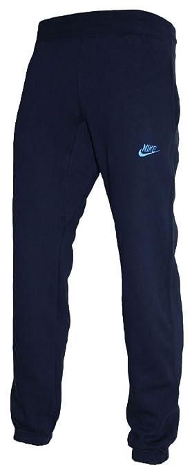 Nike Fleece Pantalones Pista para Correr Fitness de chándal con ...