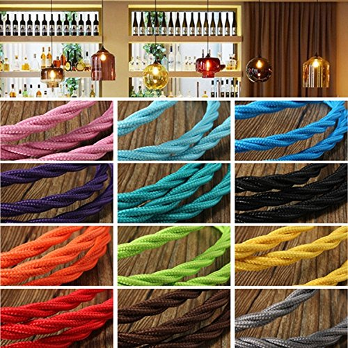 Coloured Pendant Light Cable in Florida - 5