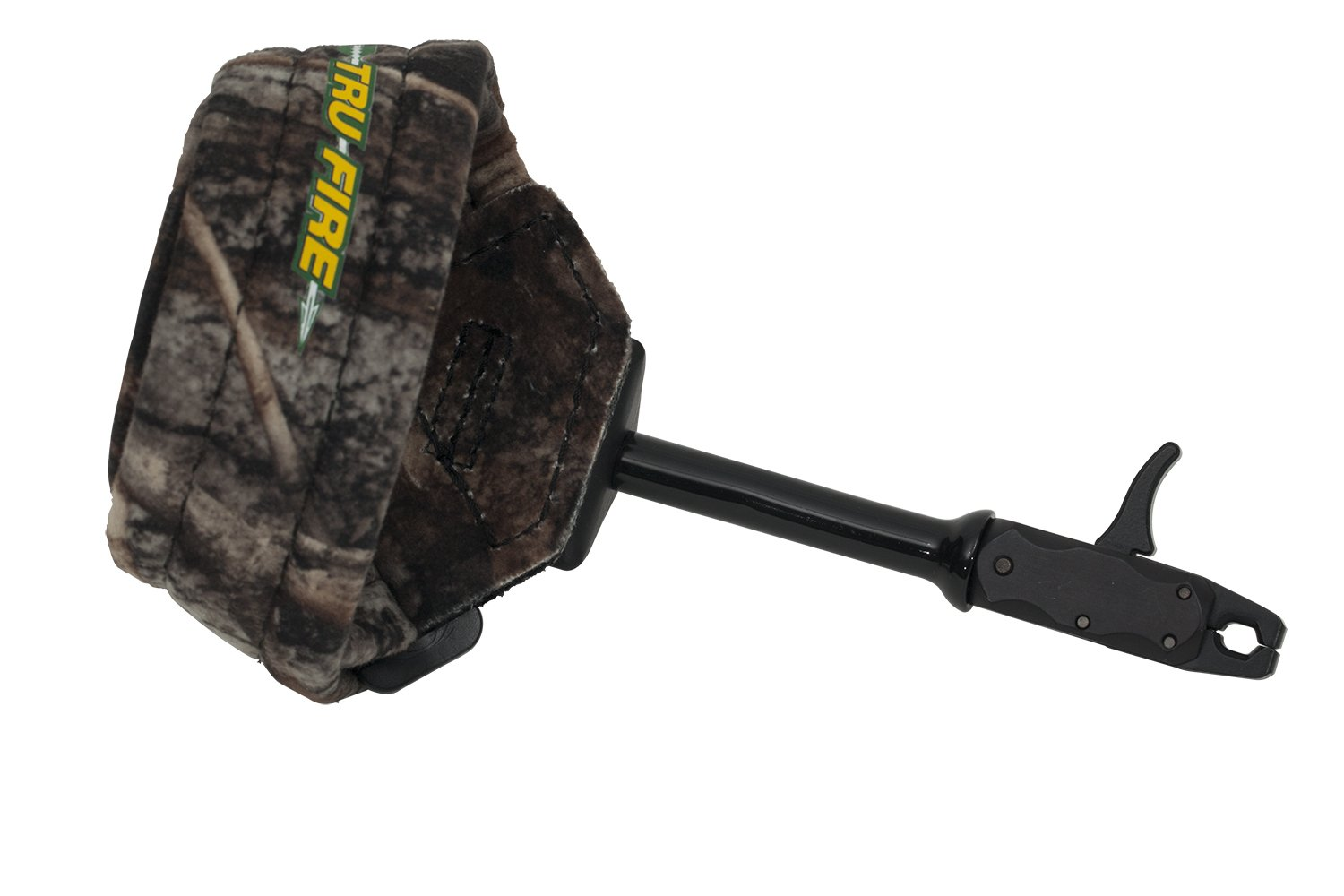 TruFire Hurricane Extreme Archery Compound Bow Release - Adjustable Wrist Strap
