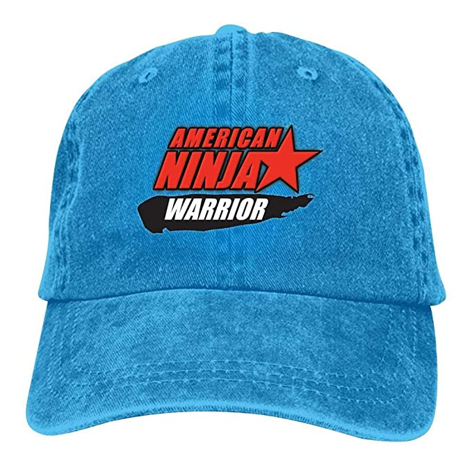 QIOOJ Sombrero Hombre American Ninja Warrior Men & Women ...