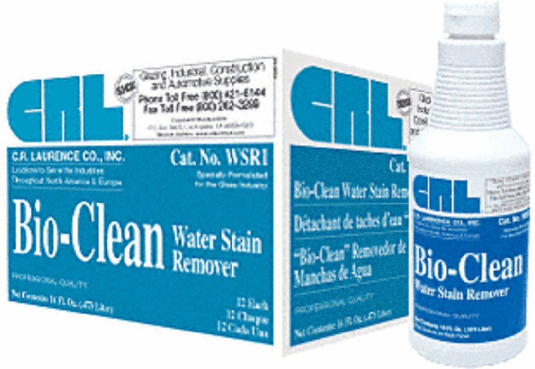 Amazon.com: CRL Bio-Clean Water Stain Remover - 16 oz Bottle ...