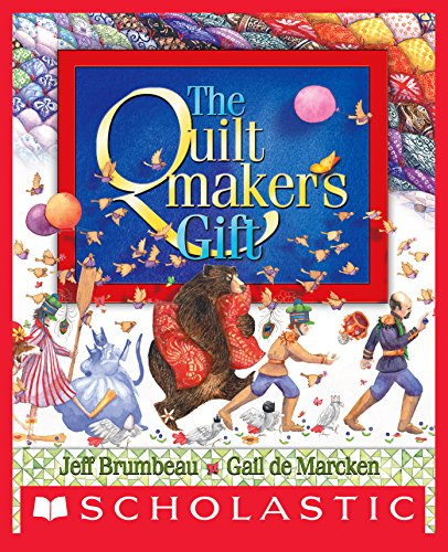 Quiltmakers Gift Jeff Brumbeau ebook product image