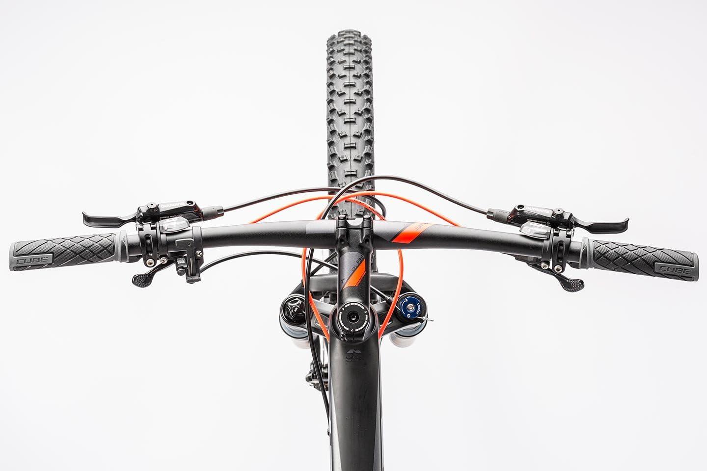 Bicicleta Montaña Cube reaction GTC Pro, 27 pulgadas: Amazon.es ...