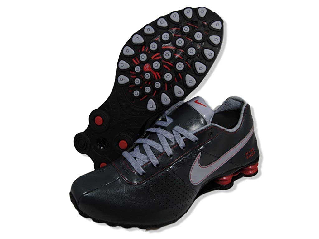 cheap for discount 765db 01c54 Amazon.com   NIKE Mens Shox Deliver Classic Sneakers New, 317547-128    Fashion Sneakers