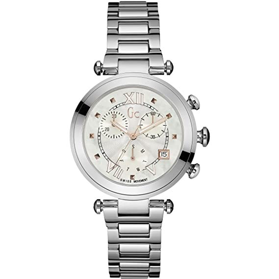 GC by Guess reloj mujer Sport Chic Collection Lady Chic cronógrafo Y05010M1