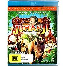 Jumanji [Blu-Ray] Robin Williams