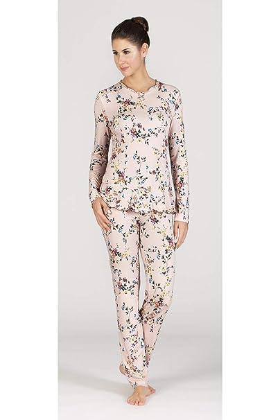 Señoretta Pijama Estampado Flores