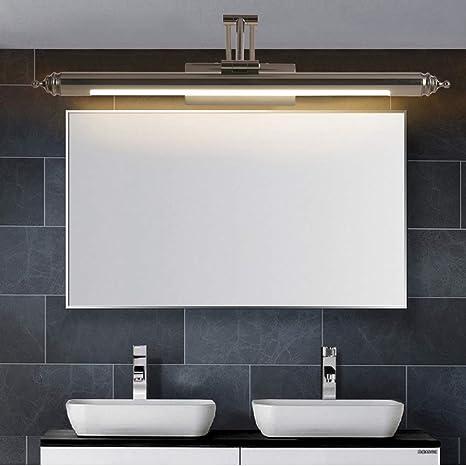 Mesa Para Lavabos Modernos.Yhsgd Luz De Espejo Para Bano Lamina De Pared Minimalista