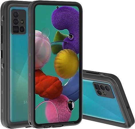 Ygry Samsung Galaxy A51 4g Wasserfeste Hülle Ip68 Elektronik