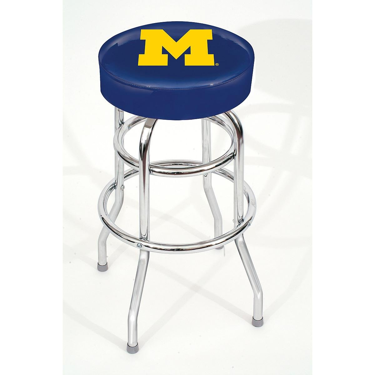 Imperial International Michigan Wolverines BAR Stool