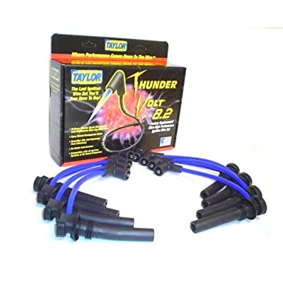 Taylor Cable 82641 Wire: Automotive