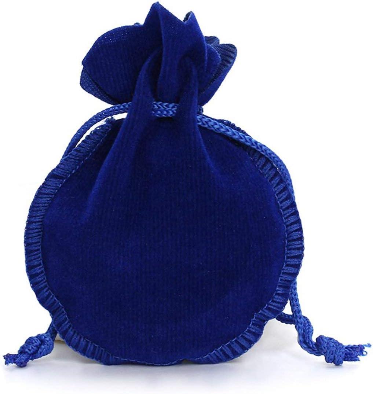 Greatangle - Cantimplora con forma de terciopelo, joyas, caramelos, bolsos para mujer