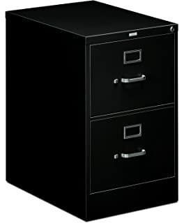 Amazon.com: HON 2-Drawer Office Filing Cabinet - 310 Series Full ...