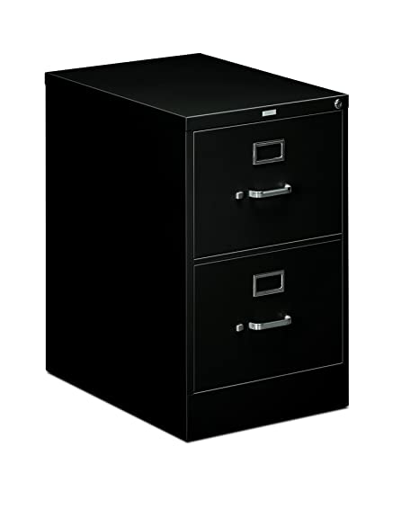 Groovy Hon 2 Drawer Filing Cabinet 510 Series Full Suspension Legal File Cabinet 29H By 25D By 18 25W Black H512C Download Free Architecture Designs Grimeyleaguecom