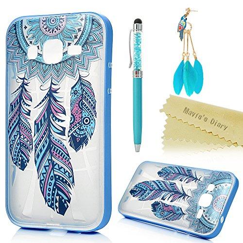 Cheap Cases Core Prime Case, Mavis's Diary Shock Absorption Protective Soft TPU Rubber Case..