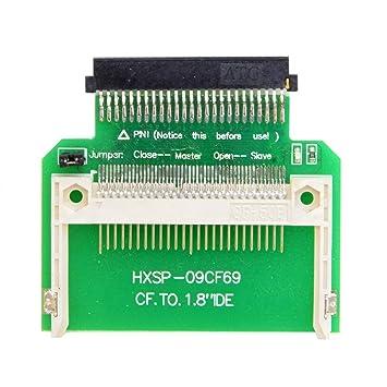 Amazon.com: CY CF Compact Flash tarjeta de merory para 50pin ...