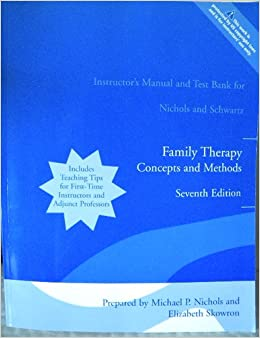 family therapy concepts and methods essay Findings suggest that empathy is not only evident in structural family therapy,  family therapy: concepts and methods (8 th ed) boston: allyn & bacon.