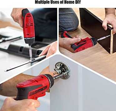 Meterk Cordless Electric Screwdriver 1500mAh featured image 5