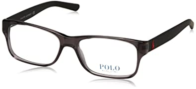 308517ee6ba Image Unavailable. Image not available for. Color  Polo Men s PH2117  Eyeglasses Crystal Grey 54mm