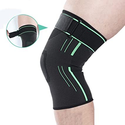 6f112d2f219f3 Knee pads movement thin riding badminton running basketball keep warm  protector(1 pair 2 pcs