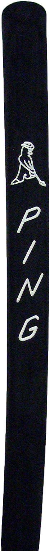 Golf Pride Ping Man Putter Grip (Black/White) PP58 Standard